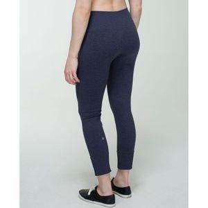 Lulu Ebb To Street Pants Cadet Blue Skinny Yoga 6